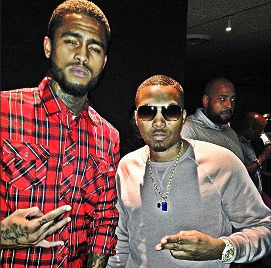 Hip Hop ShortStop: Nas Signs Harlem Rapper Dave East To Mass